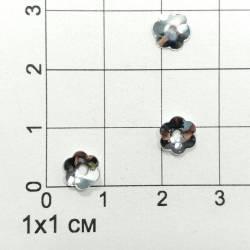 Пайетки РК-392 250г 6мм 1