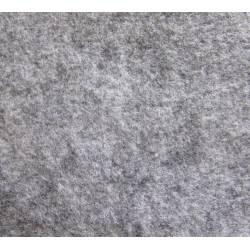 Фетр в рулоне мягкий 1мм 100см арт.FR-1mm рул.35м цв.71 серый меланж