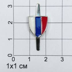 Лейба металл BR-L 010-1