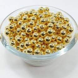 Бусины 500гр BS-ABC Золото 10мм