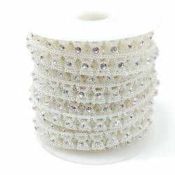 Тесьма декоративная 9м 144см АА-033 Крем