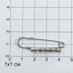 Брошь металл BSH 033